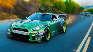 Download MEET THE WORLD'S FIRST 1000HP CHRISTMAS TREE! *CLAUSZILLA* Video