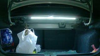 Download Как улучшить освещение в багажнике? Video