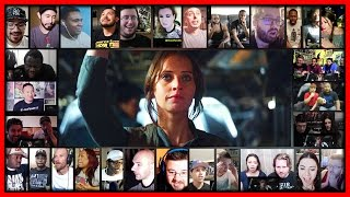 Download ROGUE ONE: A Star Wars Story Trailer Reactions Mashup Video