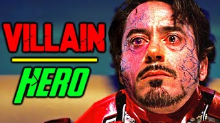 Download Iron Man — How to Turn a Villain Into the Hero | Film Perfection Video