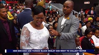 Download Must Watch! MYSTERIOUS SNAKE 🐍 BEATS A CHILD TO DEATH 💀- Accurate Prophecy with Alph LUKAU Video