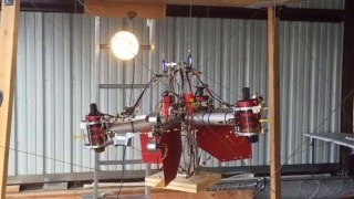 Download High Power Jet Turbine Helicopter Drone; For Personal Travel? Video