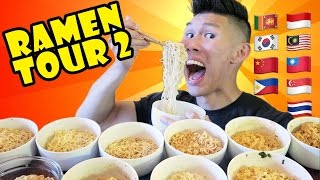 Download COMPARING INSTANT RAMEN Around The WORLD Part 2 - Life After College: Ep. 501 Video