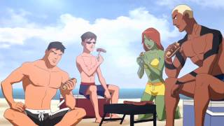 Download Young Justice - At the Beach Video
