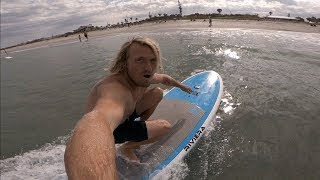 Download SMALLEST WAVES EVER SURFED ? Video