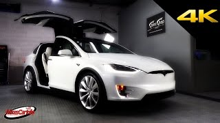 Download 2016 Tesla Model X 90D - Ultimate In-Depth Look in 4K Video