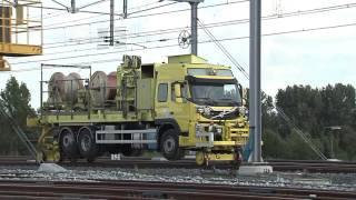 Download ProRail Vernieuwt Schiphol-Amsterdam-Almere-Lelystad (OV SAAL)   Journaal 2 Video