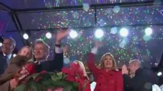 Download Christmas in Rockefeller Center Tree Lighting 2016 Video