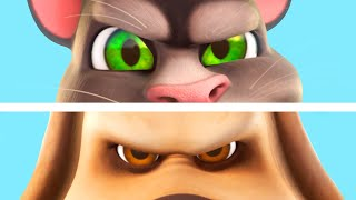 Download Talking Tom and Friends - Couples Clash (Part 1) | Season 2 Episode 4 Video