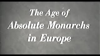 Download The Age of Absolute Monarchs in Europe Video