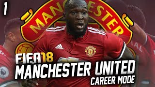 Download FIFA 18: Manchester United Career Mode #1 - WE'LL NEVER DIE Video