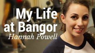 Download My Life at Bangor University - Hannah Powell - Sport, Health and Exercise Science and Weightlifting Video