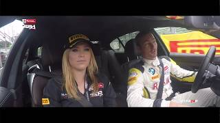 Download Quick fire questions - BMW M6 - MAXIME MARTIN - Total 24 Hours of Spa Video