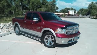 Download 2014 ram 1500 3.0l ecodiesel 109,000 mile real owner review Video