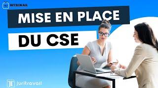 Download Le Comité Social et Economique (CSE) : mise en place et fonctionnement. Video