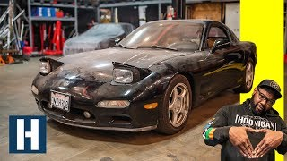 Download Hert's FD RX-7 Update: Street Porting + Rotor assembly by the Vargas Brothers! Video