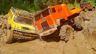 Download RC Extreme Pictures — RC Cars OFF Road 4x4 Adventure – MUD Hummer vs Defender vs Beast 6x6 Video