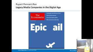 """Download """"Legacy Media Companies in the Digital Age"""" Video"""