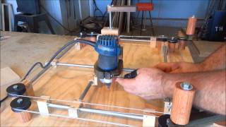 Download Router Jig - Etch A Sketch Style! Video