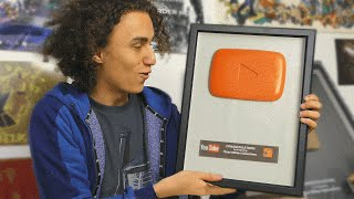 Download ORANGE YOUTUBE PLAYBUTTON REWARD! (3,000,000 SUBSCRIBERS SPECIAL!) Video