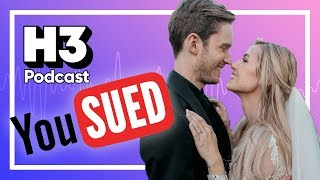 Download PewDiePie's Wedding & YouTube Sues Copyright Troll - H3 Podcast #136 Video
