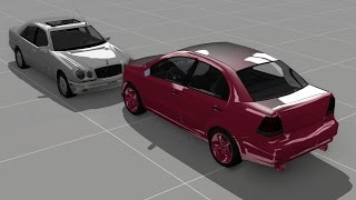 Download Head-on Collision High Speed Testing - BeamNG DRIVE Part 1 Video