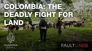 Download Colombia: The Deadly Fight for Land - Fault Lines Video