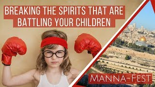 Download Breaking the Spirits That Are Battling Your Children| Episode 912 Video