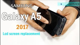 Download Samsung Galaxy A5 2017 lcd screen replacement Video
