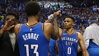 Download Paul George & Russell Westbrook Lead The Comeback In Game 5! Video