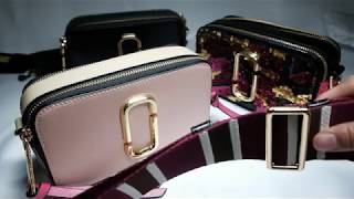Download Marc Jacobs Snapshot Bag (How to Spot Authentic vs Fake) Video