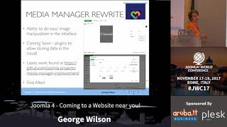 Download Joomla 4 - Coming to a Website near YOU! - George Wilson Video