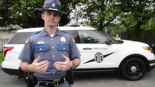 Download Washington State Patrol's new uniform Video