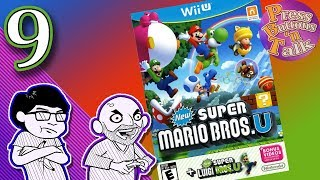 Download New Super Mario Bros. U, Ep. 9: Wiggly Wiggly Icicles - Press Buttons 'n Talk Video