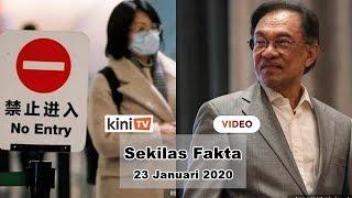 Download China sekat Wuhan, Malaysia berjaga-jaga, Lembaga Disiplin PKR bebas Video