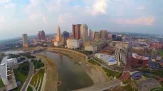 Download DJI Aerial Drone Footage of Beautiful Columbus Ohio in HD ″Flight Ohio″ Video