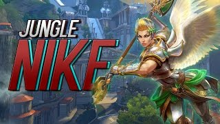 Download Nike Jungle OP! My New Main! (Nike Build) Nike Conquest Gameplay (SMITE) Video