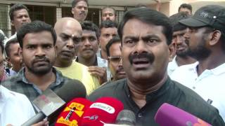 Download Cauvery Issue - Most Angry Speech Of Seeman - Must Watch Video