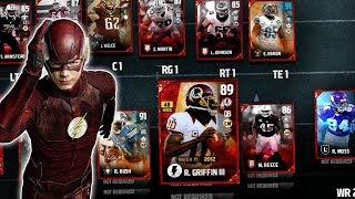 Download THE FASTEST PLAYER AT EVERY POSITION!! MADDEN 17 SQUAD BUILDER Video