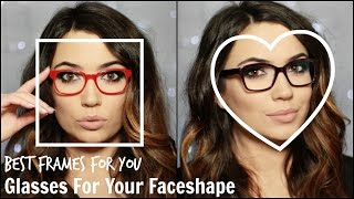 Download Best Glasses For Your Face Shape | TheMakeupChair AD Video