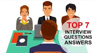 Download TOP 7 Interview Questions and Answers (PASS GUARANTEED!) Video