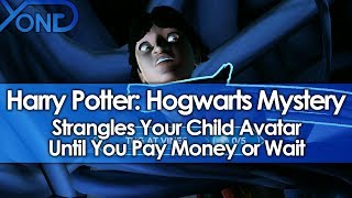 Download Harry Potter Hogwarts Mystery Strangles Your Child Avatar Until You Pay Money or Wait Video