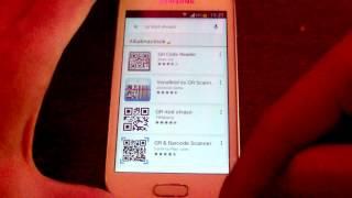 Download QR kód olvasó letöltése Video