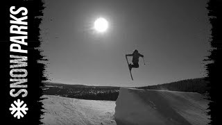 Download SkiStar Snow Parks Trysil, Red and Black Video