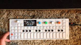 Download Teenage engineering OP1 - Live looping [Thoj] Video