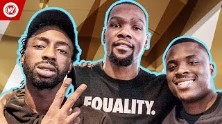 Download Kevin Durant vs. FamousLos32 | NBA All-Star 2017 Video