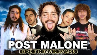 Download Post Malone   Before They Were Famous   Epic Biography From 0 to Now Video