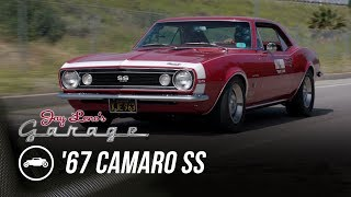 Download Edelbrock Research And Testing Camaros - Jay Leno's Garage Video