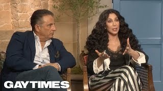 Download Cher reveals why Fernando was so difficult to learn for Mamma Mia 2 Video