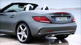 Download The new Mercedes-Benz SLC - Design Video